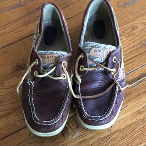 SPERRY Top-Siders in brown